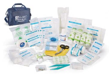 Click Medical Football Team First Aid Kit (CM0067)